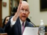 Jeff Sessions: I'm Not A Fan Of Wikileaks