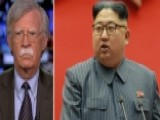 John Bolton: Breaches Of NKorea Sanctions Are Not Surprising