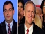 Josh Kraushaar: Gov. Rauner Is A Governor Without A Party