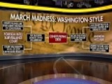 Judge Napolitano Talks March Madness, Washington-style