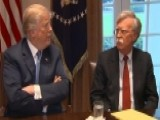 John Bolton Shakes Up National Security Staff