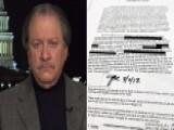 Joe DiGenova: Comey Memos Constitute A 'suicide Note'