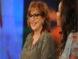 Joy Behar Warms Up To Bush Family