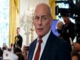 John Kelly Denies Deriding President Trump