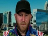 Jeff Earnhardt On How NASCAR Is Honoring Fallen Soldiers