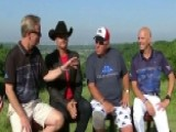 John Daly, John Rich Join Folds Of Honor To Salute US Heroes