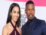 Jamie Foxx Brings His Daughter To Work