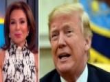 Judge Jeanine Slams The 'deep State Agenda' Against Trump
