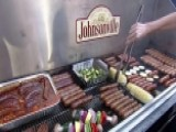 Johnsonville Big Taste Grill Rolls Through New York City