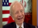Joe Lieberman: Trump's Iran Sanctions Will Squeeze Regime