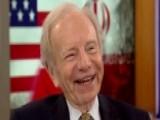 Joe Lieberman: Trump's Iran Sanctions Will Squeeze Regime