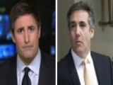 Jonathan Swan: Michael Cohen Had No Leverage