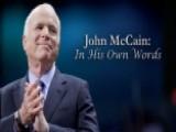 John McCain: In His Own Words