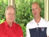 Jack Nicklaus Teams Up With Folds Of Honor