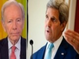 Joe Lieberman On John Kerry's Talks With Iran