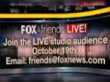 Join 'Fox & Friends' LIVE! Studio Audience
