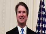 Justice Kavanaugh Takes Seat On Supreme Court For First Time