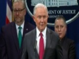 Jeff Sessions 'pleased And Honored' To Be Attorney General