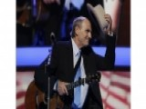 James Taylor's National Anthem Performance Mocked