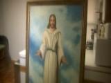 Jesus Painting Survives Fire At Historic Church Near Boston