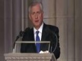 Jon Meacham: George H.W. Bush Had The Heartbeat Of A Lion