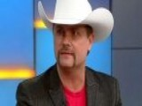 John Rich Remembers Birthday Exchange With Bush 41