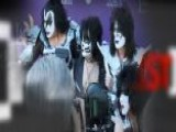 KISS Crashes Academy Of Country Music Awards Red Carpet