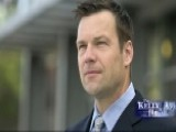 Kris Kobach Calls For Crackdown On ObamaCare Navigators