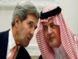 Kerry Mending Fences With Mideast Allies