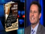 Kilmeade's Book Reveals Untold Story Of Washington's Spies