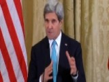 Kerry: Ukrainians Want A Gov't With Consent Of The People