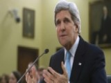 Kerry Testifies Before House On Budget Request