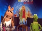 Kermit, Miss Piggy Open Up About Relationship, New Movie