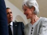 Kathleen Sebelius Signs Off As HHS Secretary