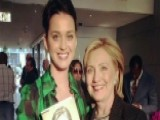 Katy Perry Offers To Write Hillary Clinton's Campaign Song