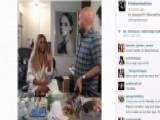 Kim Kardashian Punks The Media With Blond Hair