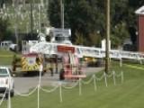 Kentucky Firefights Injured In ALS Ice Bucket Challenge