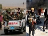 Kurdish Fighters Work With US To Fight ISIS