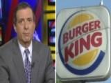 Kurtz On Burger King: Media Wake Up To Corporate Chicanry