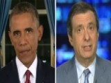 Kurtz: Obama's Midterm Prospects Clouded By The Fog Of War