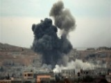 Kurdish Fighters Battle To Reclaim Kobani From ISIS