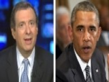 Kurtz: Why Obama Caved On An 'Ebola Czar'