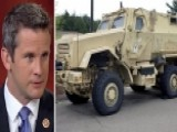Kinzinger: US Armored Vehicles Used By ISIS Against Kurds