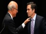 Kansas Senator Pat Roberts Facing Businessman Greg Orman