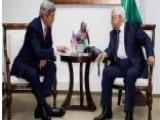 Kerry, Abbas Discuss Violence In Israel