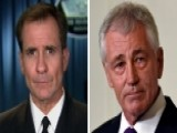 Kirby: Hagel Decision Does Not Alter Mission Against ISIS
