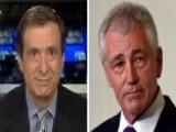 Kurtz: White House Spin Obscures Hagel Firing