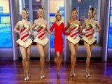 Kicking Off The Holidays With The Rockettes