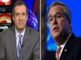 Kurtz: Jeb Bush Sort Of Tells The Press He's In