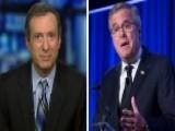 Kurtz: Jeb Bush Beat Up By His Own Party